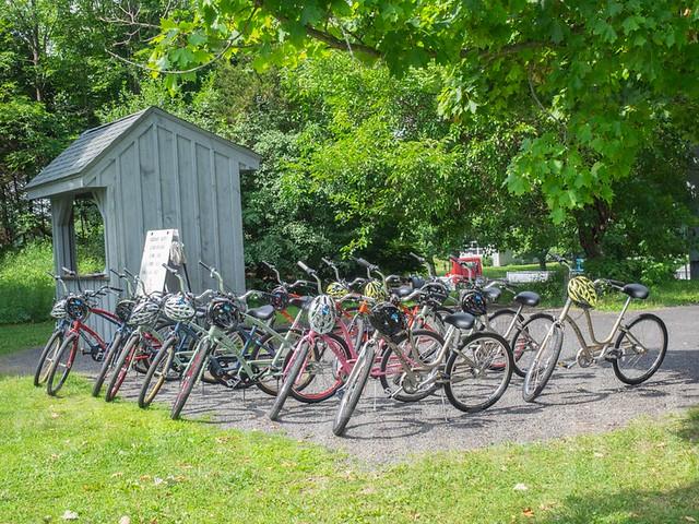 Bike Rental Storm King Art Center Sculpture Park Mountainville New York Flickr Photo Sharing