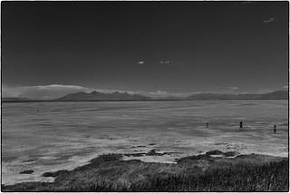 The Great Salt Lake, Utah, July 21, 2014