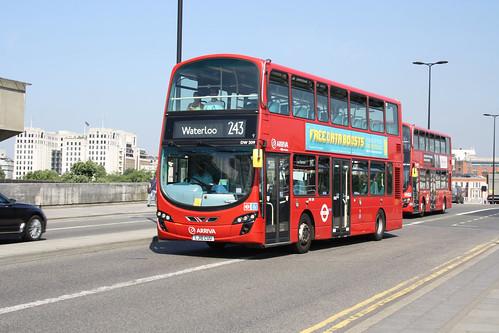 Arriva London North DW309 LJ10CUU