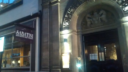 Sabatini Restaurant Newcastle Dec 16 (2)