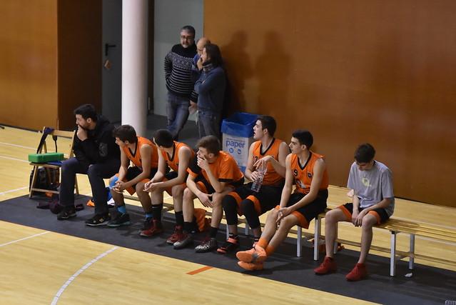 Junior& Bàsquet Samà Vilanova (11.02.17)