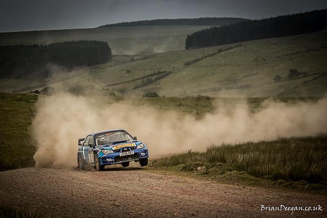 Subaru Impeza S12B WRC 07
