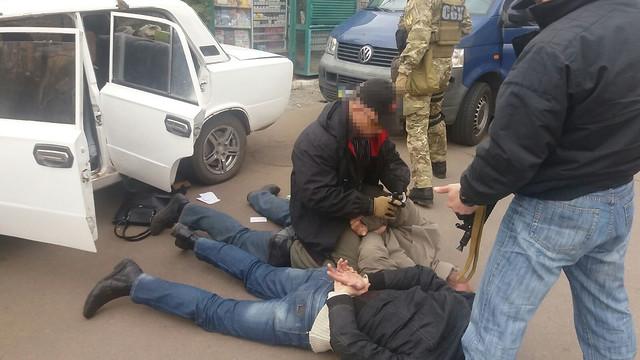 СБУ викрила резидентурно-диверсійну мережу спецслужб РФ, яка діяла на півдні України та у районі АТО