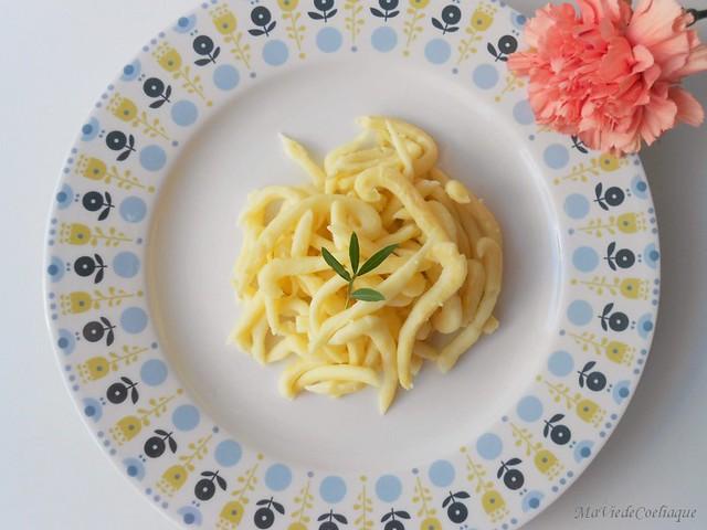 spaetzles sans gluten made in alsace