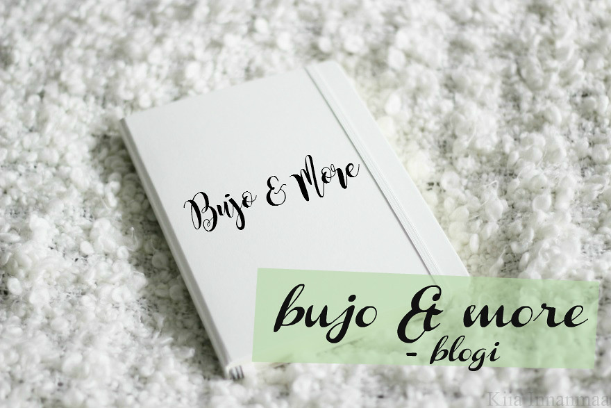 bullet journal blog