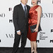 President of Board Jeff Krinsky and Brandi Reddick at PAMM Art Of The Party Presented By Valentino