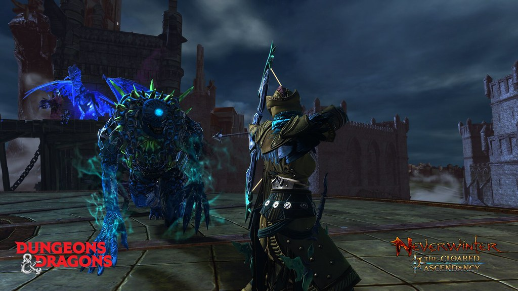 Neverwinter: The Cloaked Ascendancy