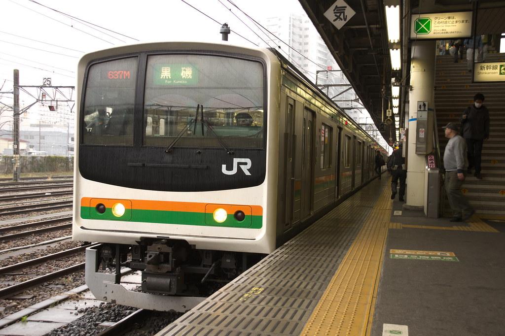 JR Series 205-600