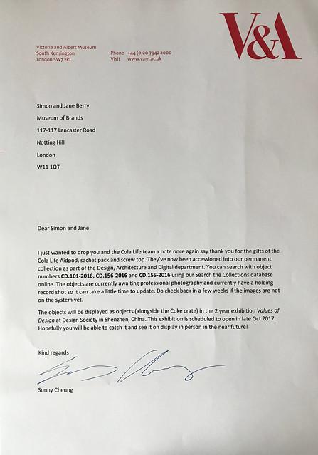 V&A Letter scan Apr-17