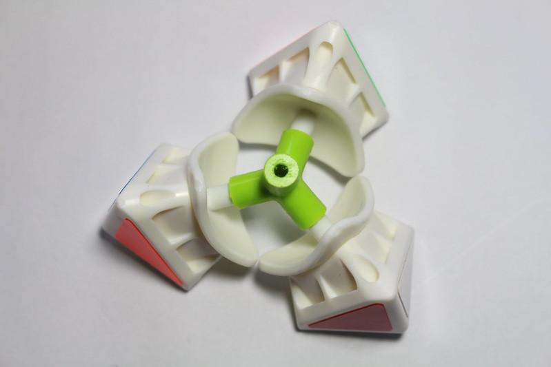 魔方格 啟程A 軸心和中心角