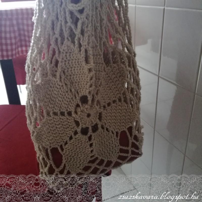 crochet bag, horgolt táska (3)
