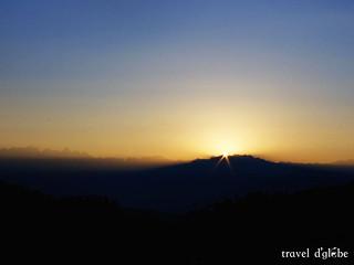 Sunrise at Prashar Lake