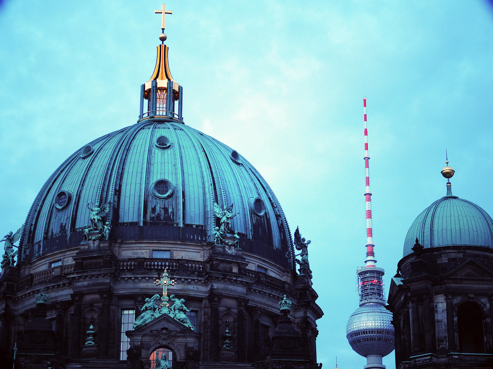 Berlin Cathedral Sky Tower_effected