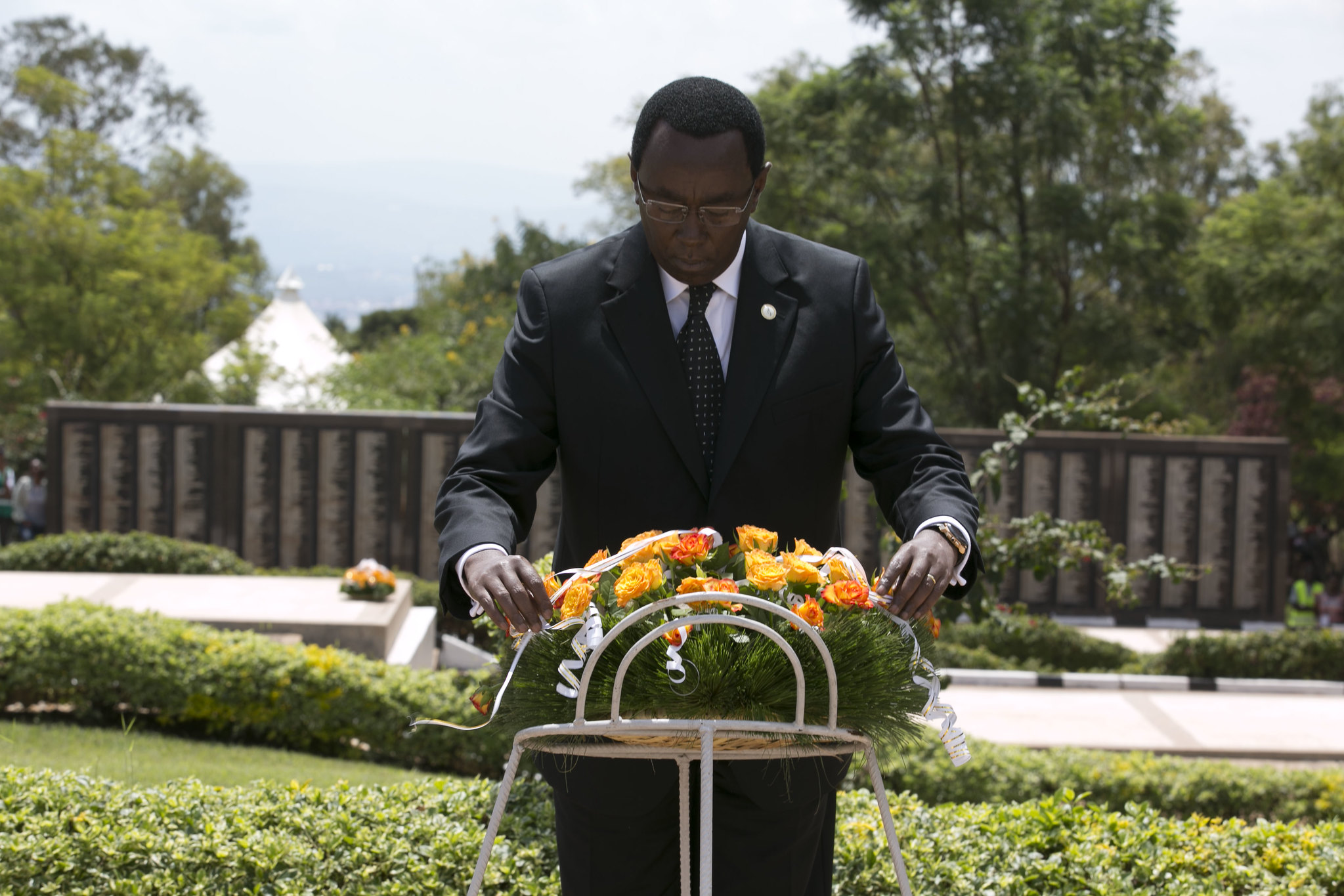 #Kwibuka23 Closing of the Mourning Week at Rebero Genocide Memorial | Kigali, 13 April 2017