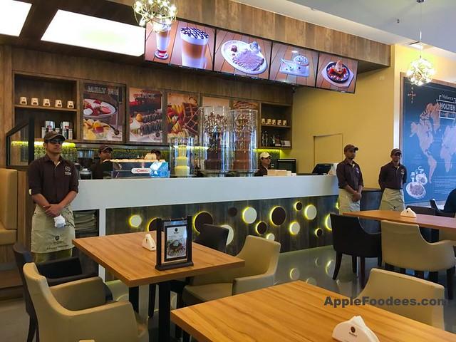 Molten Chocolate Cafe Dataran Pahlawan Malacca
