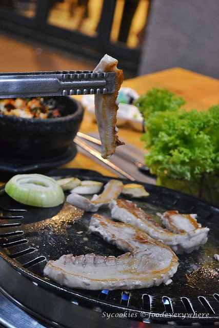 5.Apgujeong Korean Restaurnat @ Solaris Mont Kiara