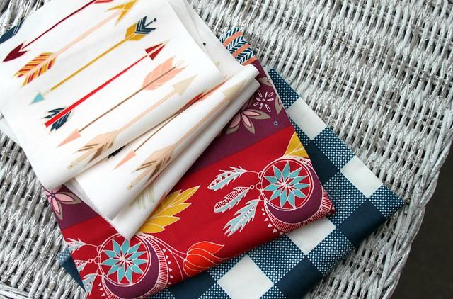 Week ELEVEN Fabrics!