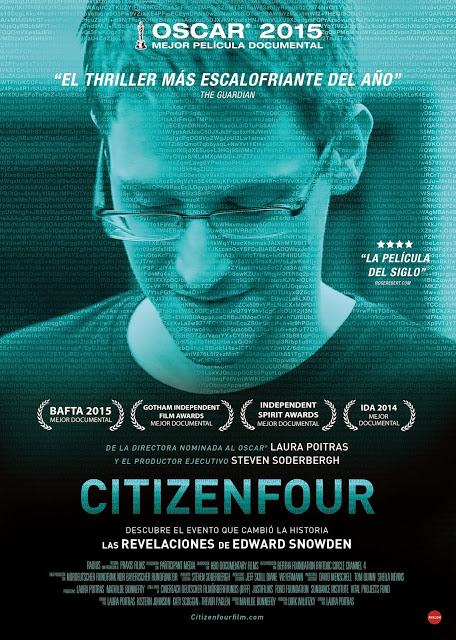 Cartel: Citizenfour (2014)