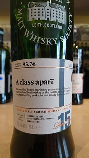 SMWS 93.74 - A class apart