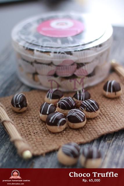 Choco Truflle DKM COOKIES