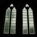 Windows at Waihi School church, Winchester.