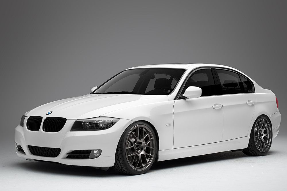 19 Quot Apex Ec 7 On A Bmw E90 335d Lci Ec 7 19x8 5 Et35