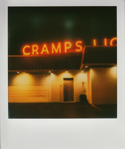 Cramps LiquorsPolaroid SX70Impossible Color Film for SX70 | by MelissaJMercado