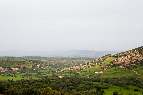 foothills of the Atlas Mountains | by lizziemoch