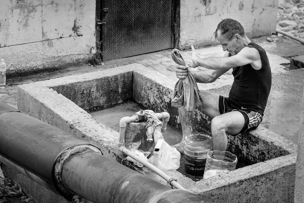 Washing clothes ivan tonov flickr - Wrong wash clothesdegrees ...
