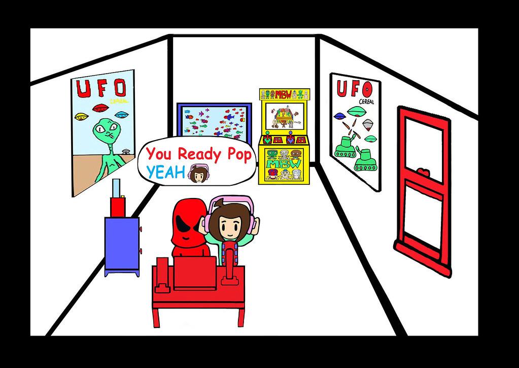 Pg 17 Comic Strip Kids Mason B Pop SD Pee Wee Children Tokyo Fitz Street