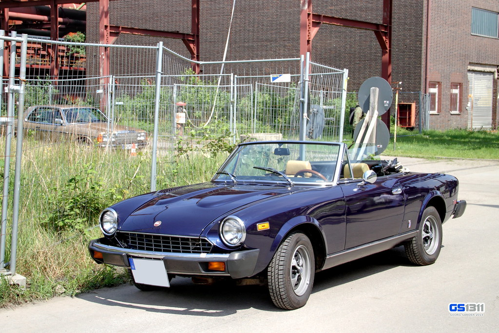 1966 1975 fiat 124 sport spider u s version see more flickr. Black Bedroom Furniture Sets. Home Design Ideas