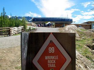 End of Wrinkle Rock | by Canadian Veggie