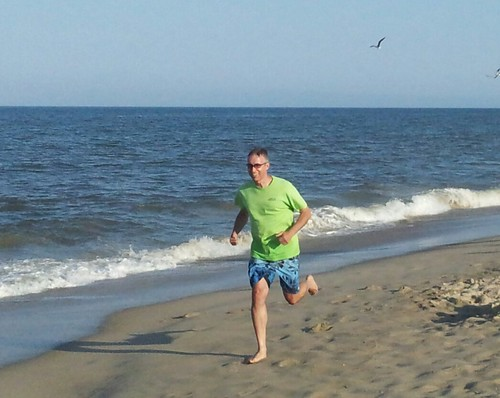 Rudi Runs at Bethany Beach | by kkfea