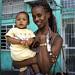 La Habana Mujer con niño _DSC7237