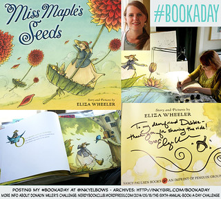 Miss Maple's Seeds - by Eliza Wheeler (Nancy Paulsen Books/Penguin, 2013). | by Inkygirl