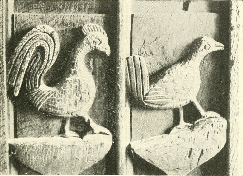 Image From Page 128 Of Symbolism Of Animals And Birds Rep Flickr