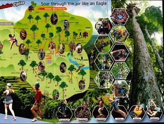 Brochure Eagle Track Zipline Chiang Mai Thailand 03
