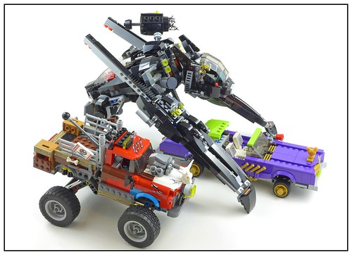The LEGO Batman Movie 70908 The Scuttler 22