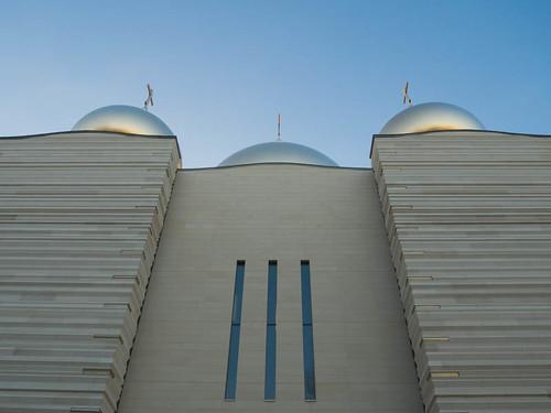 Projet architecture sur le centre spirituel et culturel or for Projet architecture paris