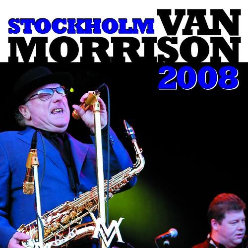 2008 July 19th Stockholm Jazz Festival Front