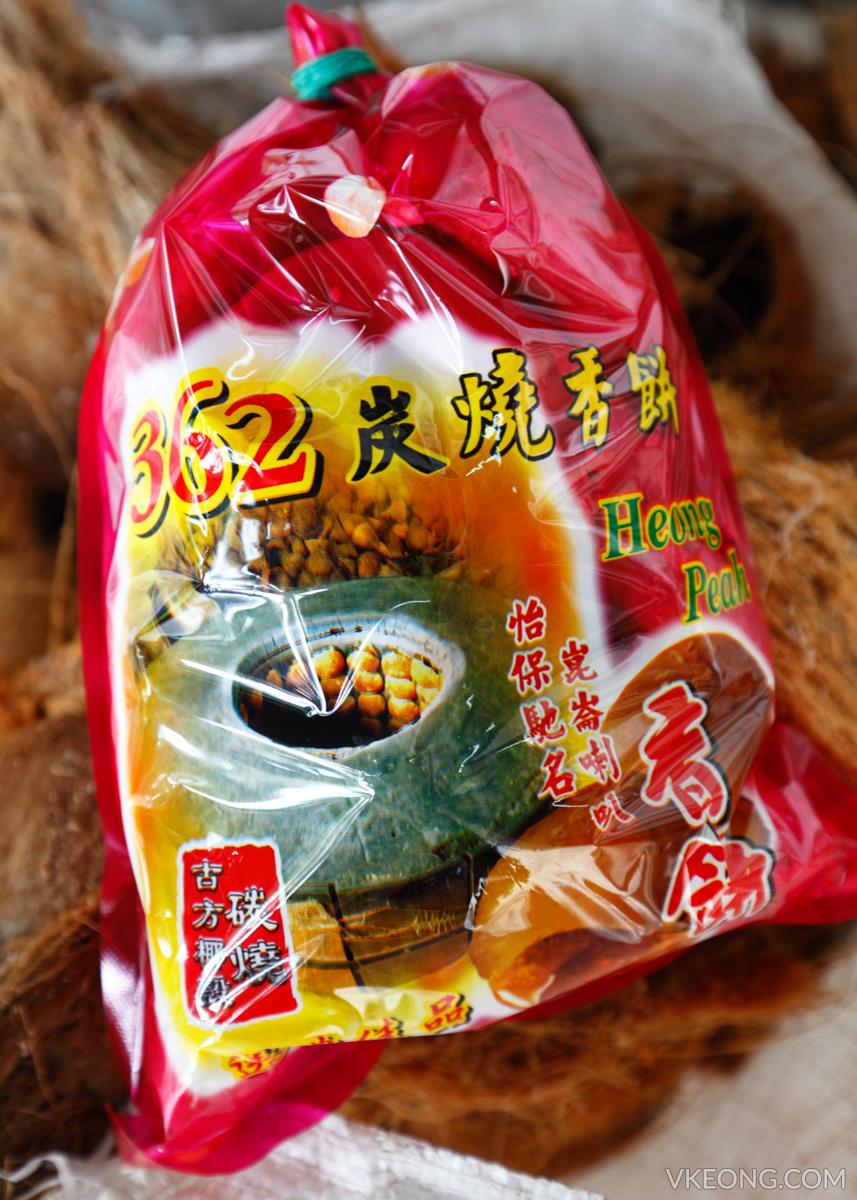362 Gunung Rapat Heong Peah Biscuits
