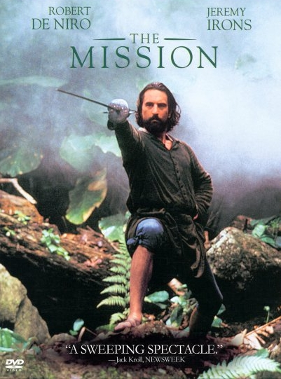 The Mission - Poster 2