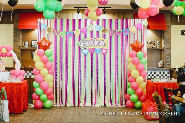 Anikas Surprise 7th Birthday Party