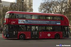 Wrightbus NRM NBFL - LTZ 1785 - LT785 - Not In Service - Abellio London - London 2017 - Steven Gray - IMG_8564