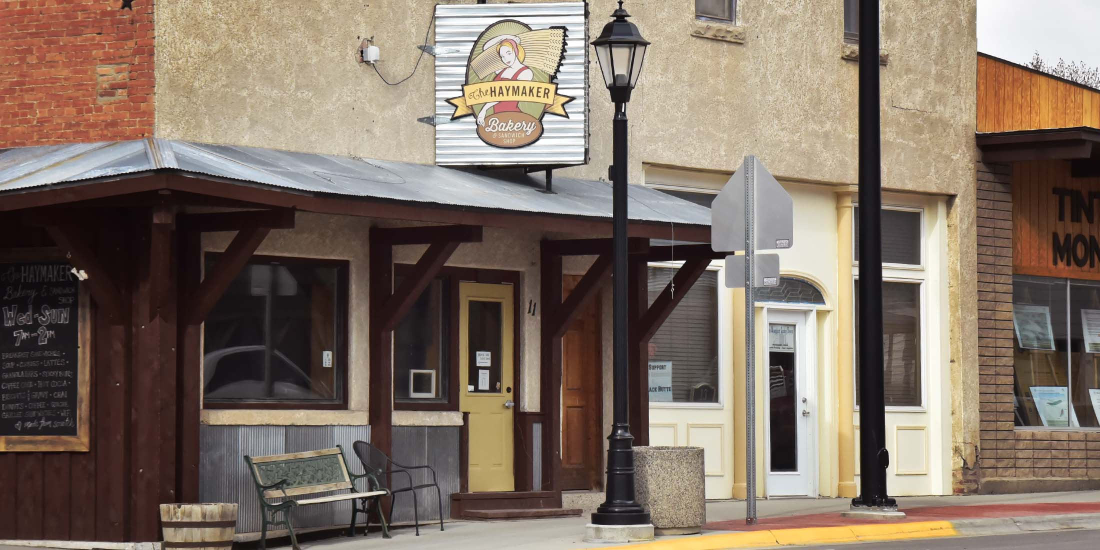 Located in downtown White Sulphur Springs, Montana on Highway 89 in the Little Belt Mountain Range located in Meagher County.