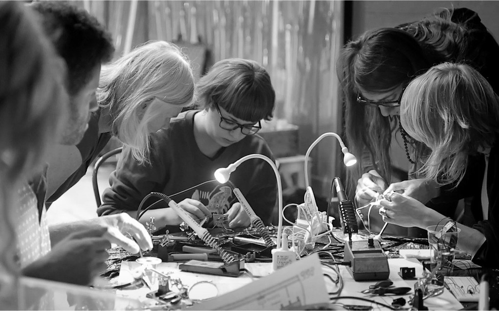 Announcement: Music Hackspace 2017