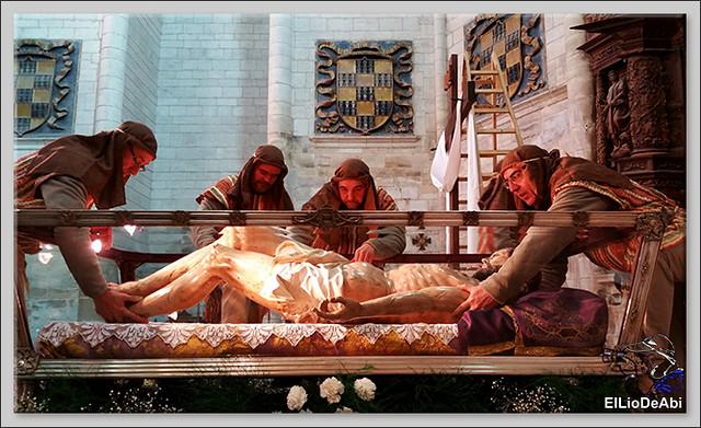 Descendimiento de Jesús de la Cruz en la Semana Santa de Briviesca 6