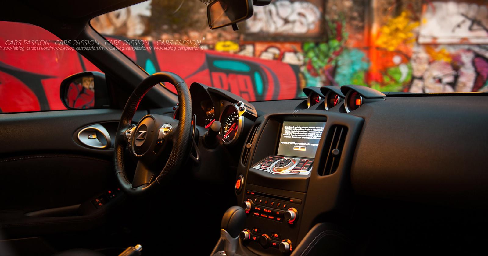 Nissan 370z essai auto sportive 2017 Blog cars passion