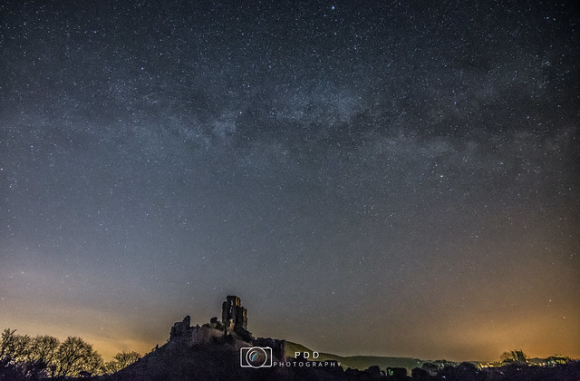 Milky Way over <a href=