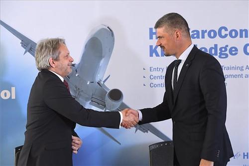 Stratégiai egyezséget kötött a HungaroControl és honvédelmi tárca